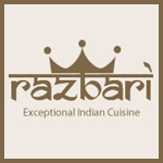 Razbari, Indian Restaurant, Hereford