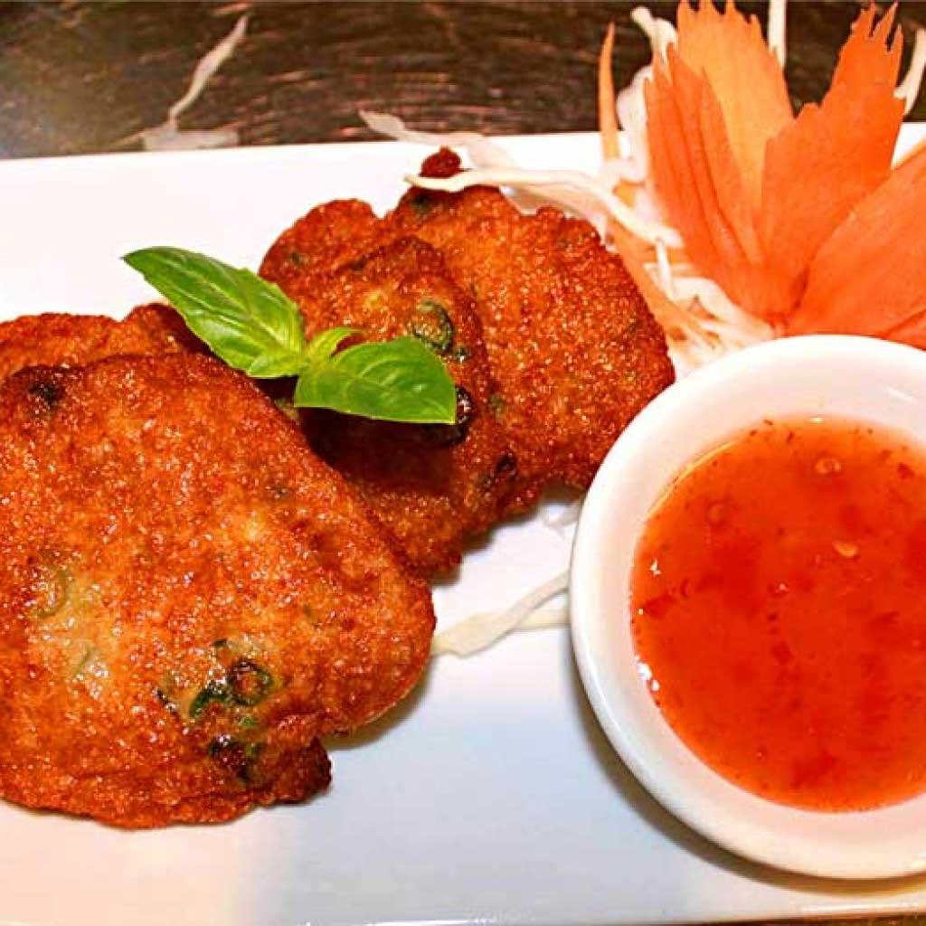 Spices Thai Kitchen Menu